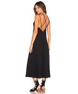 Lanston | Платье До Лодыжек С Перекрестными Шлейками На Спине