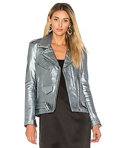 Understated Leather | Кожаная Байкерская Куртка Easy Rider