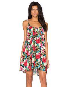 Wildfox Couture | Цельное Платье В Цветочек