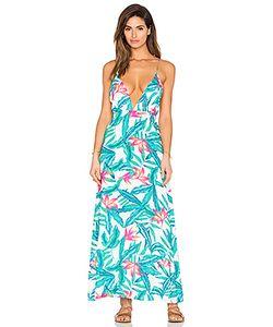 Minkpink | Платье Panama Palms