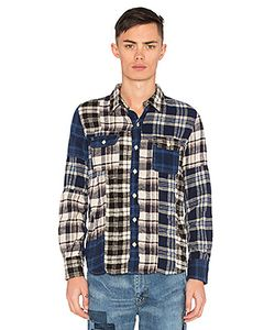 Remi Relief | Patchwork Flannel Shirt