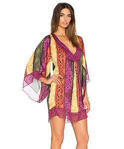 AGUADECOCO | Handmade Lace Satin Tunic