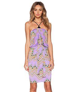 T-Bags LosAngeles | Платье Tie Front Halter