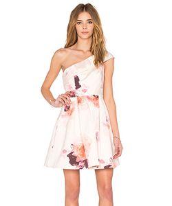 Keepsake | Мини Платье С Открытыми Плечами