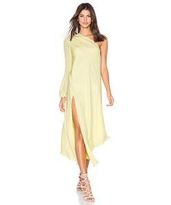 Mason by Michelle Mason | Платье В Восточном Стиле С Открытым Плечом