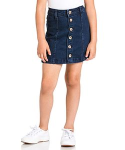 7 For All Mankind Kids | Девичья Юбка High-Waisted Skirt