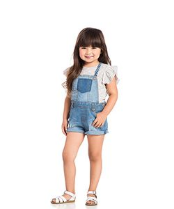 7 For All Mankind Kids | 7 For All Mankind Toddler Overall Set