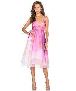VIVIAN CHAN | Платье Hannah