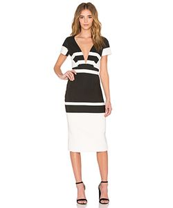 By Johnny | Inverted Stripes Dress
