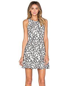 Greylin   Платье С Цветочными Кружевами Bruna