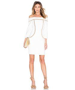 Lumier | Платье Со Спущенными Плечами Chain Reaction