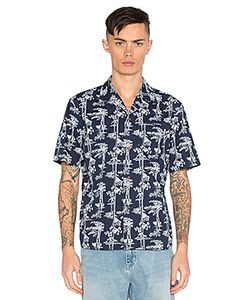 Carhartt WIP | Рубашка Pine Hawaii