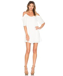 krisa | Мини-Платье С Открытыми Плечами