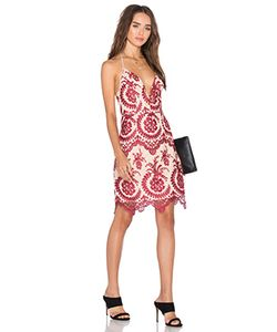 NBD | Обтягивающее Платье Trios