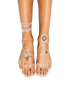 FLASH Tattoos | Тату Wanderlust