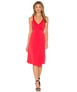 BCBGeneration | Drape Front Midi Dress
