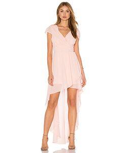 TFNC London | Платье С Асимметричным Подолом Hadie