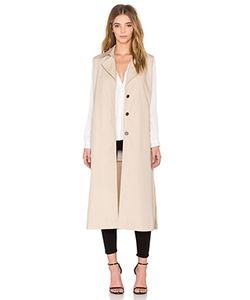 NATIVE STRANGER | Sleeveless Detachable Trench Coat