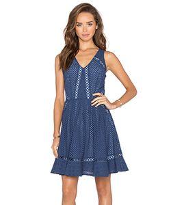Greylin | Платье С Кружевными Люсерсами Sammy