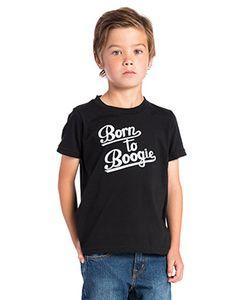 BANDIT BRAND | Детская Футболка Born To Boogie