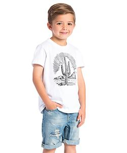BANDIT BRAND | Детская Футболка Cactus