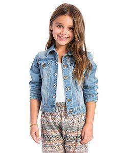 Hudson Jeans Kids | Джинсовая Куртка