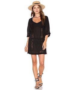 SOFIA by ViX | Платье В Восточном Стиле С Вышивкой Крошё