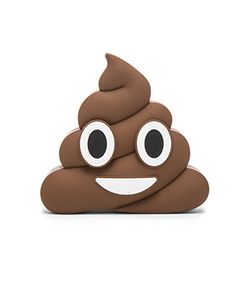 Wattz Up | Аккумулятор Телефона Poop Face