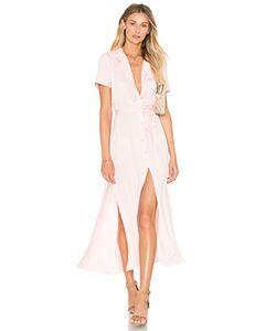 L'Academie | Платье-Рубашка The Maxi