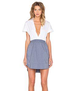 NATIVE STRANGER | Платье-Рубашка Chambray