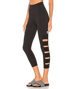 Beyond Yoga | Wide Band Stacked Legging
