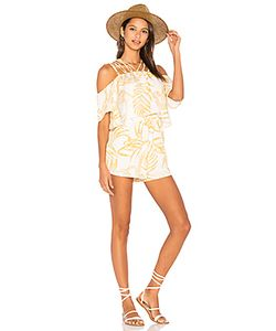 Minkpink | Paradise Strappy Playsuit