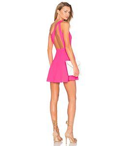 NBD | Платье С Одним Плечом Zip Me Up