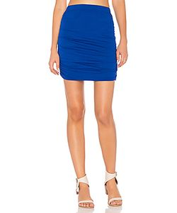 Bobi | Modal Jersey Mini Skirt