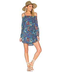 Aila Blue   Мини Платье Gypsy