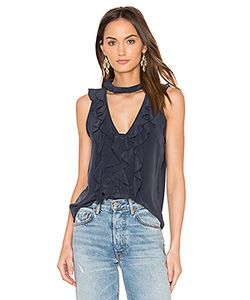 ROI | Le Ruffle Shell Top