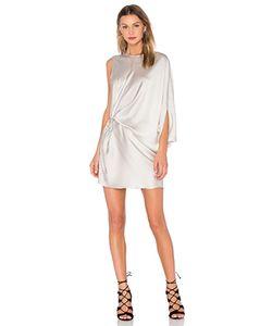 KES | Платье С Асимметричным Подолом