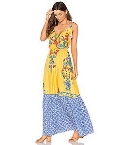 FARM   Длинное Платье Formenteria