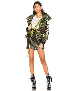 OFF-WHITE | Куртка Diag Camou Cool
