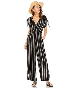 Band of Gypsies | Pinstripe Jumpsuit