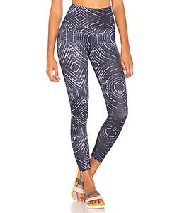 Beyond Yoga | Lux Print High Waisted Legging