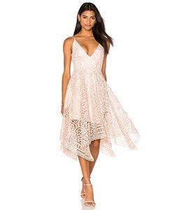 Nicholas | Платье С Цветочными Кружевами