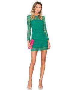 Cynthia Rowley | Цельнокройное Платье С Мозаичными Кружевами