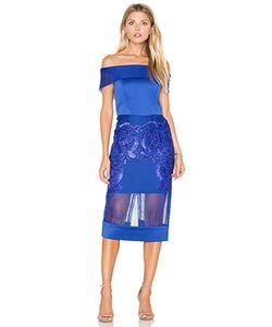Bronx and Banco | Платье Piada Cobalt