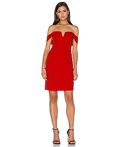 J.O.A. | Мини-Платье С Открытыми Плечами