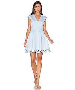 Lumier | Приталенное И Клешное Платье Laser Sharp