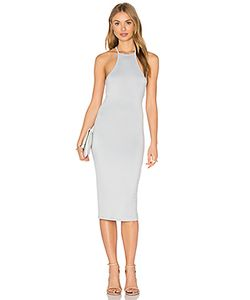 BLQ BASIQ | High Neck Tank Midi Dress