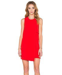 Fifteen Twenty | Цельнокройное Платье С Асимметричным Подолом