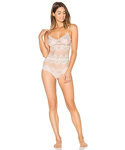 Only Hearts | So Fine Lace Cheeky Bodysuit