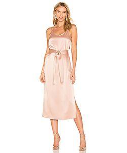 Halston Heritage | Double Strap Slip Dress